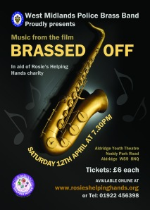 brassed off poster small
