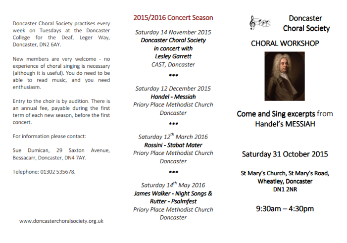 Doncaster Choral Society