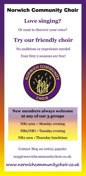Norwich Community Choir