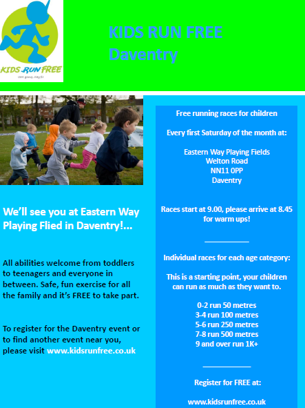 Daventry Flyer