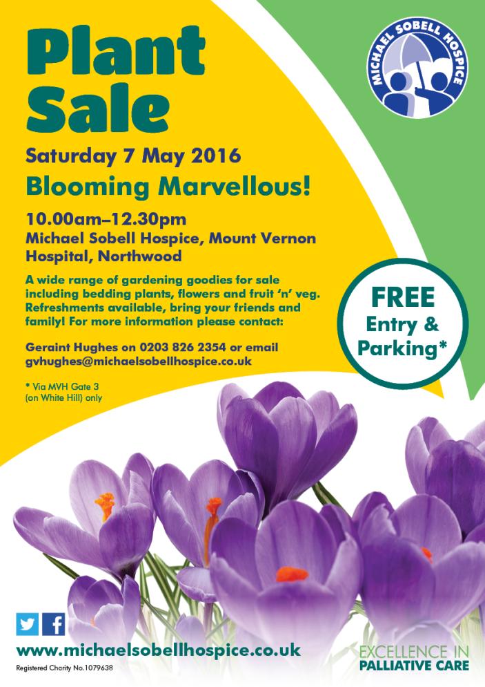 plant sale poster 2016 v2